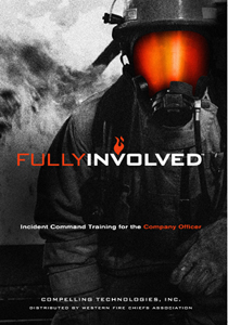 Fully Involved box cover