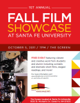 Fall Film Showcase