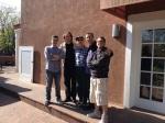 Istanbul Bilgi VCD team & Terry Borst