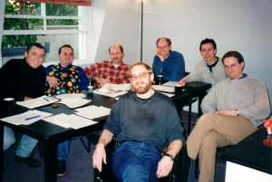 BUGS Writing Staff - Fall 1997