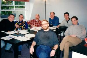 BUGS Writing Staff - Fall 1997